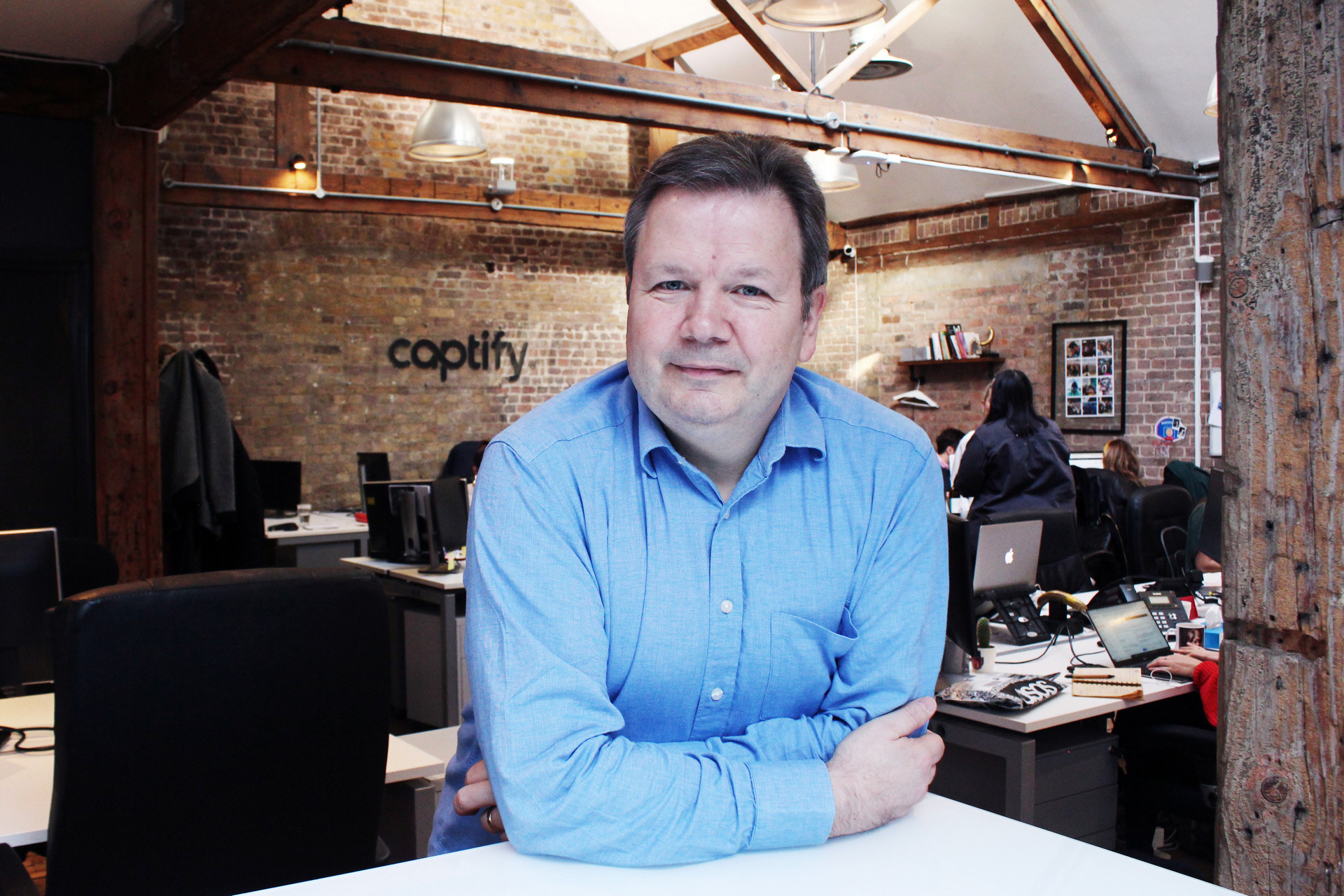 Getting To Know Captify's New Chief of People, Shaun Bradley