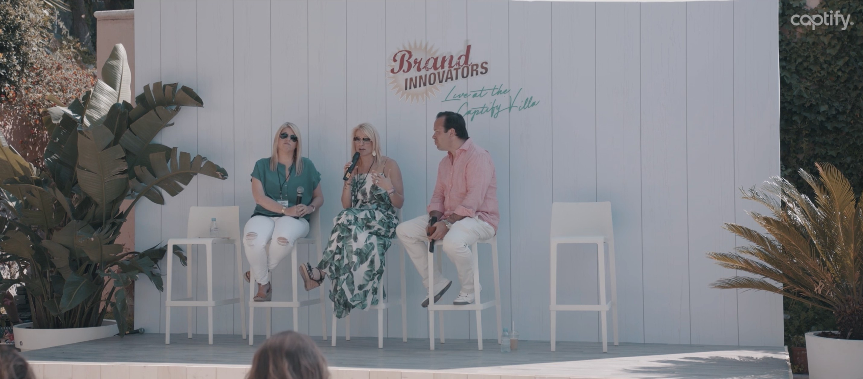 American Airlines, Bose, Marriott & Pepsi Speak Live From Cannes