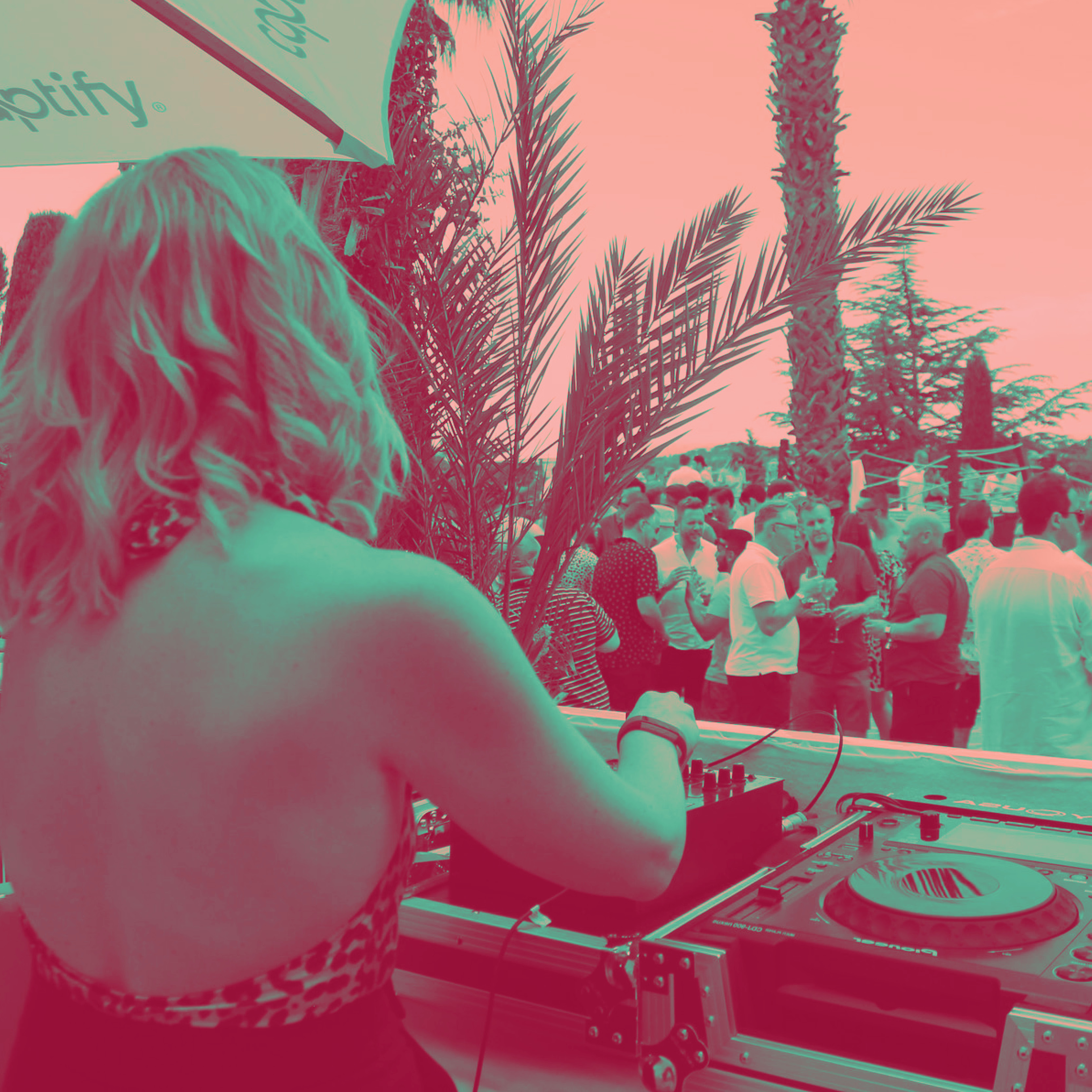 Captify's Special Guest DJ, Sarah Helppi Discusses The Inspiration Behind Her Cannes playlist