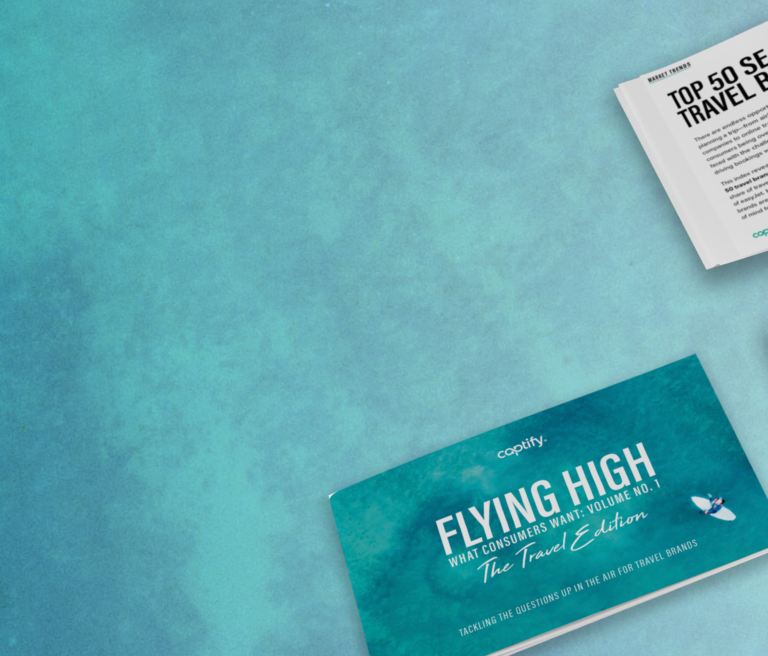 'Flying High' Travel Report: Tackling The Questions Up In The Air For Travel Brands