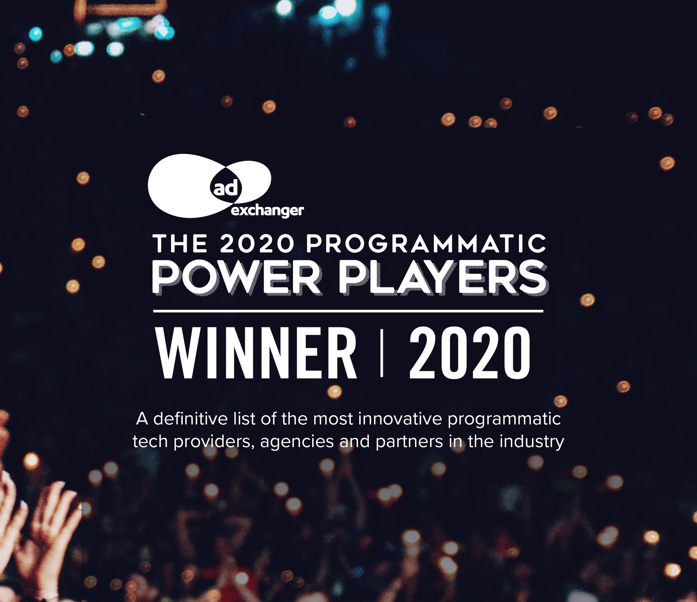 Captify Named on AdExchanger's Inaugural List—The 2020 Programmatic Power Players
