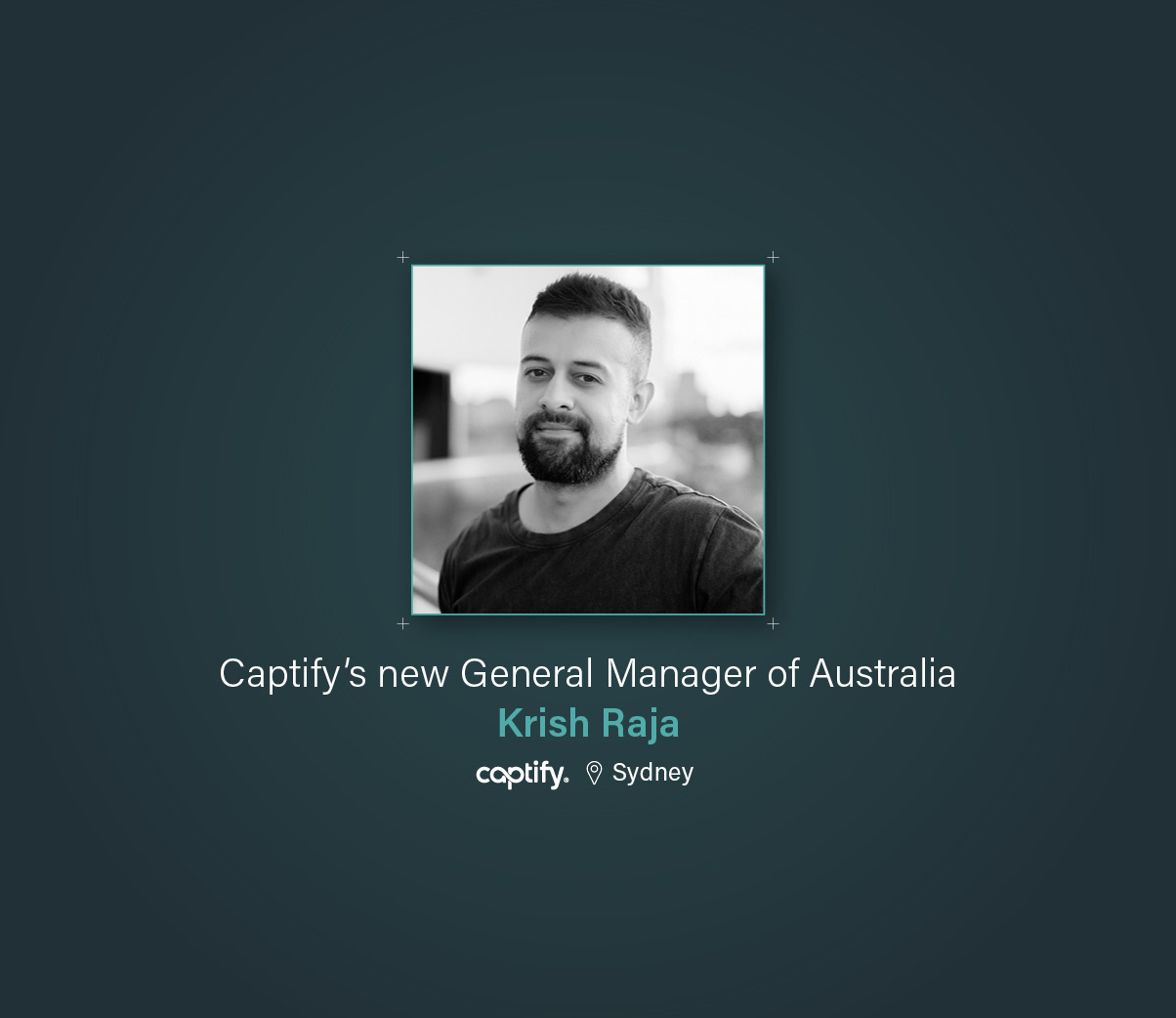 Captify Hires Video and Programmatic Executive Krish Raja as AU General Manager to Make Dynamic and Live Search Data Available to Australian Programmatic Buyers