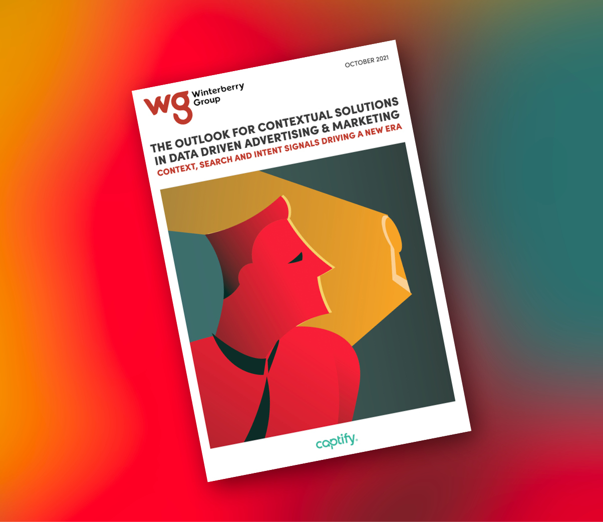 Contextual Targeting Slated for a Revival in Today's Evolving Advertising and Media Landscape; New Winterberry Group Research Has the Context